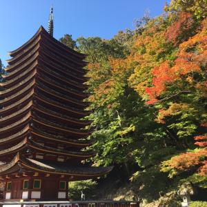 談山神社に行ってきました。追記あり