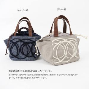 TOMOO designs 巾着ミニトート
