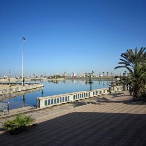 サハラのオアシス・ガダメスとリビア探訪121 トリポリからサブラタへ