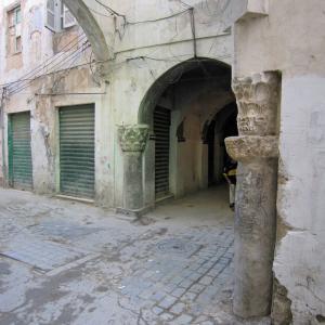 サハラのオアシス・ガダメスとリビア探訪149 トリポリ6