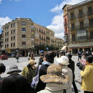 スペイン・ポルトガル周遊25 サラマンカ