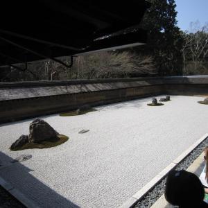 2015年3月京都24  龍安寺2