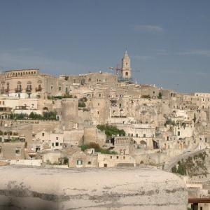 南イタリア その10 世界遺産マテーラ