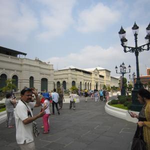 2015年3月タイ44  王宮とワット・プラケオ(エメラルド寺院)11
