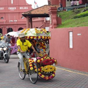 マレーシアジョホールバル&マラッカの旅12 マラッカ3