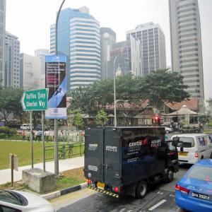 シンガポール・マレーシア6 シンガポール市内