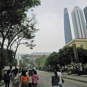シンガポール・マレーシア8 シンガポール市内2