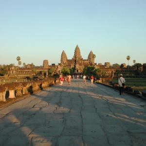 カンボジア その10 アンコールワット その2