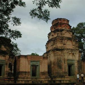 カンボジア その11 アンコールワット その3