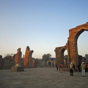 インド世界遺産紀行3 クトゥブミナール2