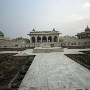 インド世界遺産紀行103 アグラ城9