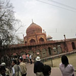 インド世界遺産紀行104 タージマハル1