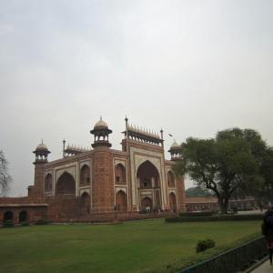インド世界遺産紀行105 タージマハル2