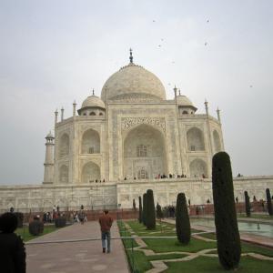 インド世界遺産紀行107 タージマハル4