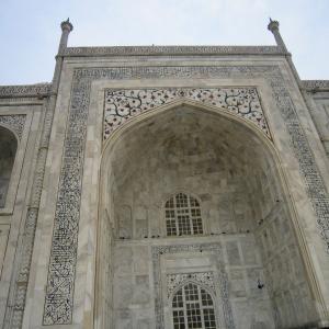 インド世界遺産紀行108 タージマハル5