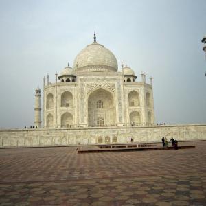 インド世界遺産紀行109 タージマハル6