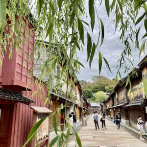 近江町市場から東茶屋街!(金沢)7