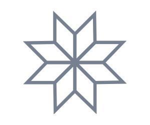 数学から導くロゴ作成、デザイン構成