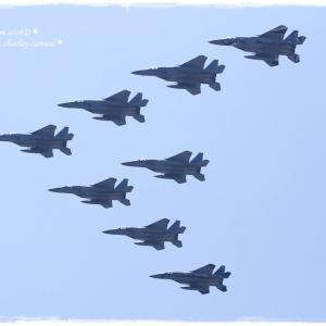 F15戦闘機三昧 *石川県 小松基地航空祭予行*