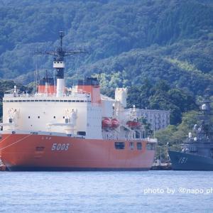 南極観測船*