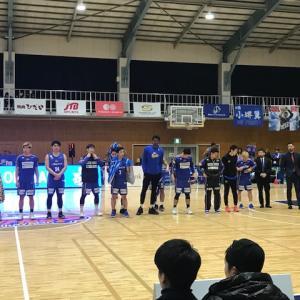 トライフープ岡山VS東京サンレーヴス