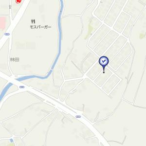 岡山県津山市林田 『売地』