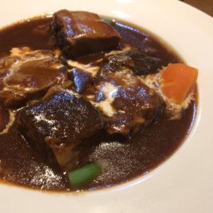 【お肉がゴロゴロのビーフシチュー】Sion@元町