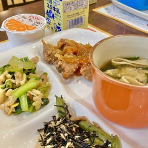 【学校給食メニューを食べてきた】 UCCカフェプラザ@新長田