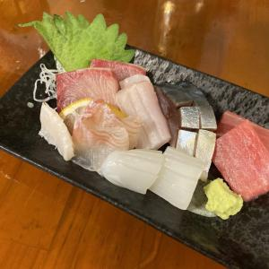 【魚が美味しいから通ってます】 立ち飲み処 まる@阪神住吉