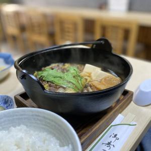 【下町の寿司屋さんで、すき焼き】伊賀冨@大倉山