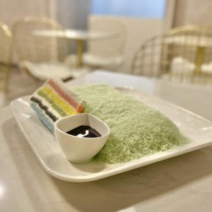 【神戸発!韓国で大人気のかき氷】 HACCHA CAFE(ハッチャカフェ)@板宿
