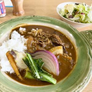 【ブランド肉のカレーがまさかの値段!】そらと海@淡路島