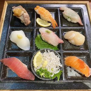 【寿司が目的ちゃいますねん】北海素材@阪神御影