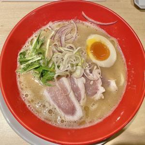 【六甲道にまたラーメン屋が開店】鶏白湯ラーメン MUTSUKI@JR六甲道