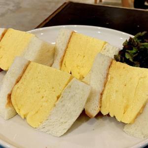 【厚すぎる玉子サンド】マドラグ@名谷