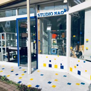studio NAO2模様替え