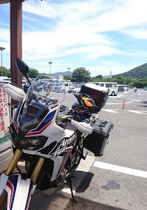 柳津温泉ツーリング【2018/6/30~7/1】