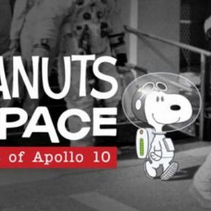 Apple TVで「スヌーピーと仲間たちの宇宙旅行:アポロ10号の秘密」が配信中!
