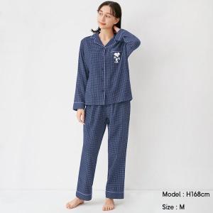 GUコラボ!スヌーピー秋冬パジャマが、9月25日から発売中!