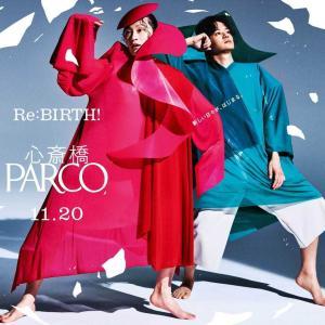 POP&ボーイッシュ!スヌーピータウンショップが、心斎橋パルコに2020年11月20日(金)オープン!