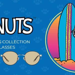 この夏の気分は「JOE COOL」!Zoff PEANUTSコレクションに、サングラスが初登場!