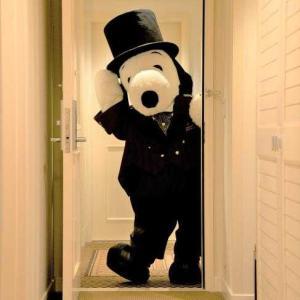 帝国ホテル大阪に「ドアマン・スヌーピー」クリスマス特別宿泊プランが登場!11月4日より予約がスタート!