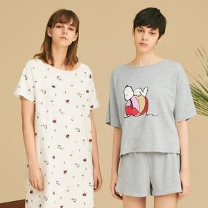 可愛い~!GUスヌーピーパジャマシリーズが大好評発売中!