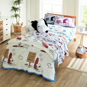スヌーピーサマーコレクション寝具特集がショップチャンネルで2019年7月19日放送!
