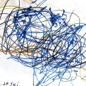 1歳児と4歳児の絵の特徴