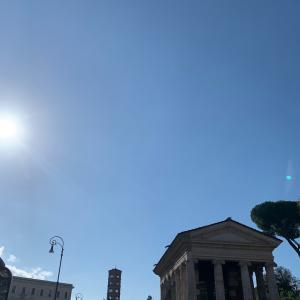 ローマのお散歩♪真実の口の真実