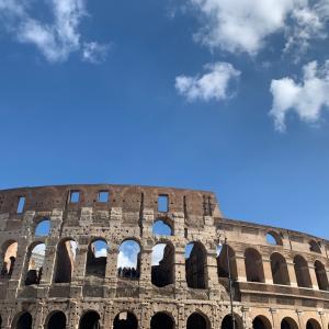ローマのお散歩♪コロッセオ