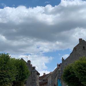 フランスの最も美しい村巡る旅♪ブルゴーニュ地方・ヴェズレー Vézelay