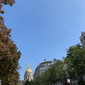 パリで美人のお茶♪サロンドテ Le Jardin de Mademoiselle