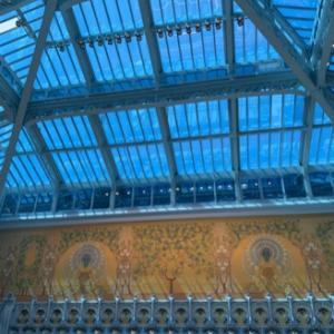 パリの昼下がりの風景♪ラヴァン・コントワール・デュ・マルシェ